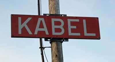 KabelSkilt
