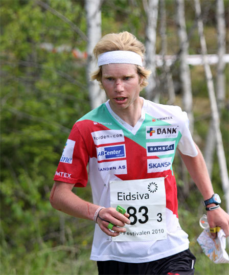 Ivar Haugen. Foto: Geir Nilsen / OPN.no.