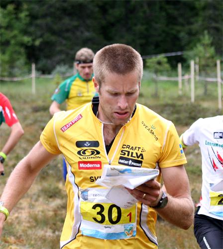 Emil Wingstedt. Foto: Geir Nilsen / OPN.no.