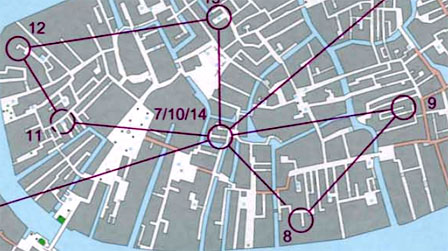 Venezia Orienteering Meeting 2010.