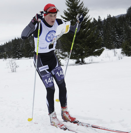 Sindre Jansson Haverstad. Foto: Erik Borg/O-boka.