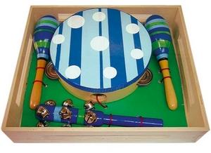 Instrument sett