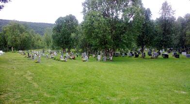 Dåfjord kirkegård