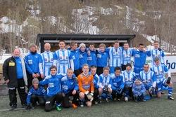 Skjervøy IK Fotball, A-laget 2011
