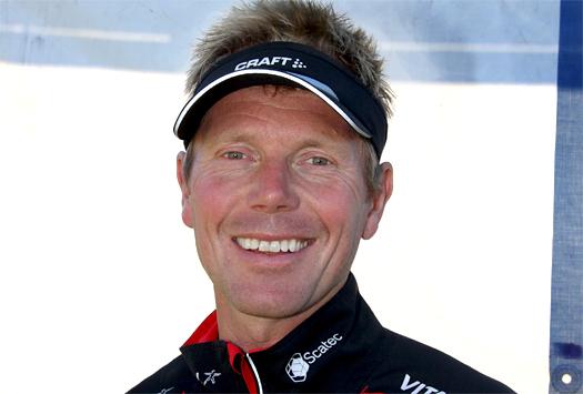Petter Thoresen på VM i Trondheims avslutningsdag. Foto: Geir Nilsen/OPN.no.