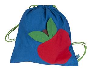 sekk med eple