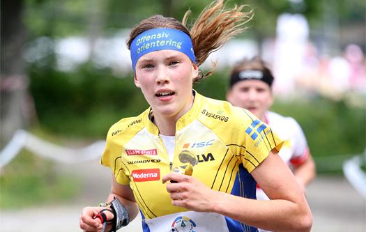 Tove Alexandersson. Foto: Geir Nilsen/OPN.no.