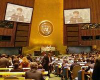 UN High Level Meeting