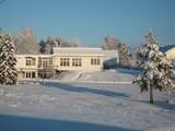villa hille vinter
