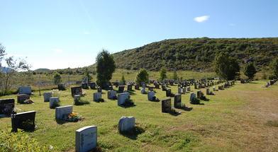 Sengskroken kirkegård