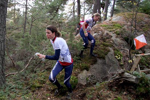 Anne Margrethe Hausken Nordberg i Blodslitet 2012. Foto: Geir Nilsen/OPN.no.