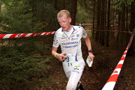 Anders Nordberg. Foto: Geir Nilsen/OPN.no.