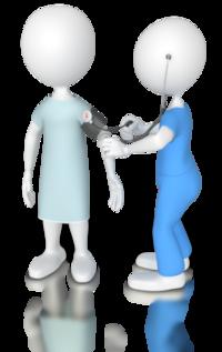 Situasjonsbilde helsetjenester