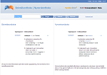 Ordbok fra språkrådet og UiO