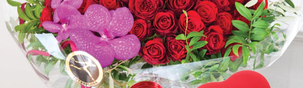 Valentine annonse