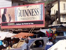 Guinness reflects the power in you