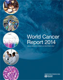 World Cancer Report 2014 front page