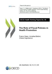 OECD Working Paper No