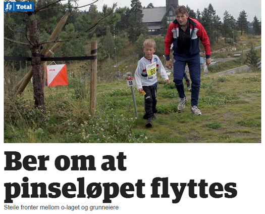 Faksimile fra Laagendalsposten.no mandag 4. mai 2015.