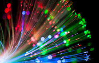 Optisk fiber 1