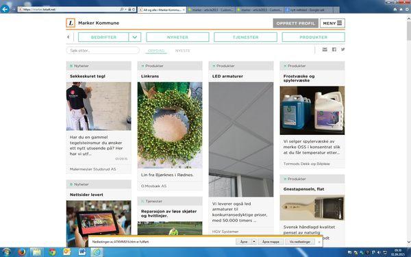 forside lokal.net