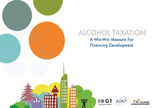 Alcohol taxation 800p - IOGT International 2015 - front page