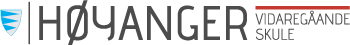 framside til Høyanger vidaregåande skule