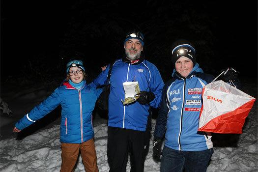 Balder Gammel Messel (til venstre), Espen Messel og Christian Fredrik Borg er av arrangørene under Koll 2-4-6.