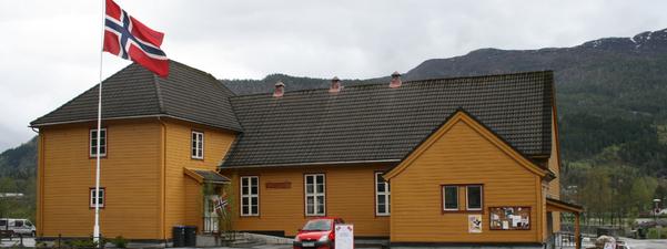 Viking ungdomshus i Førde kommune.