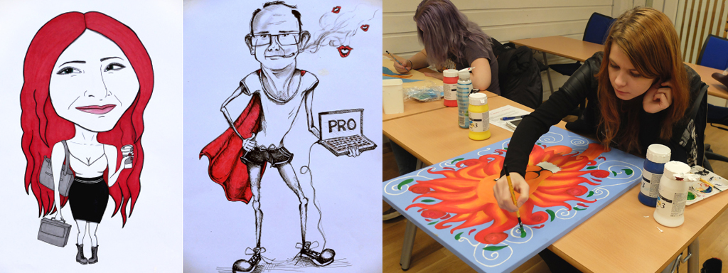 2sfa Karikatur og maleri.jpg