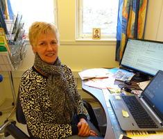 Nærings- og boligkonsulent Laila B. Johansen