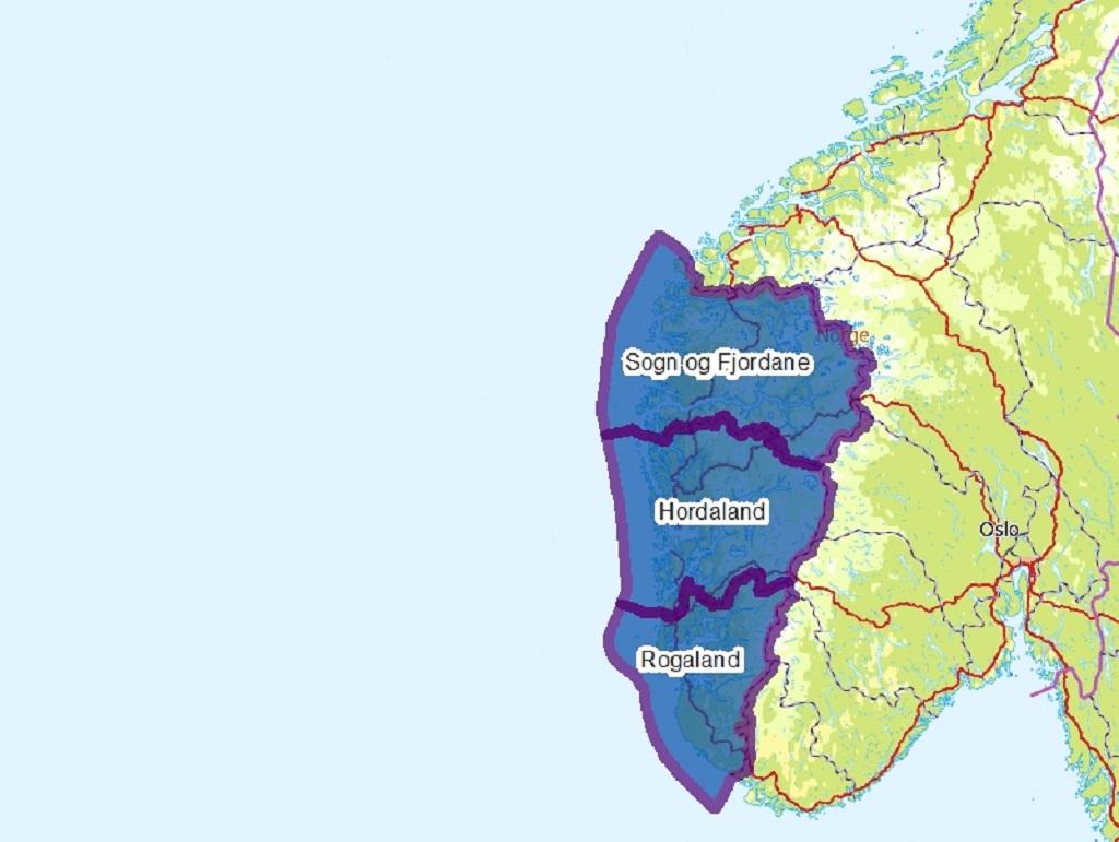 kart hordaland Dialogen er i gang   Sogn og Fjordane fylkeskommune kart hordaland
