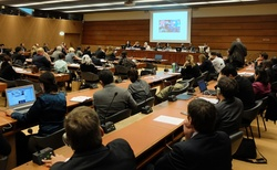 WHA Side event: Alcohol Advertising in the Digital World