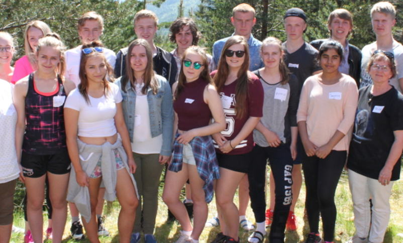Nyskolerte elevmentorar for skuleåret 2016/2017