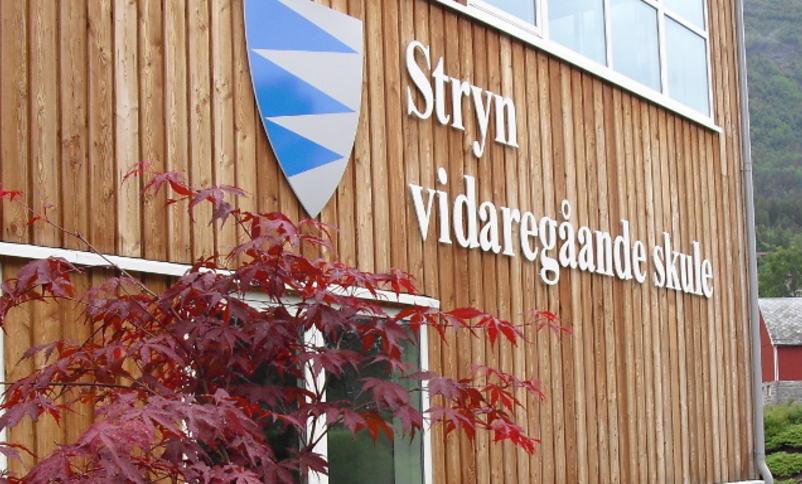Logo Stryn vgs