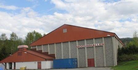 Modumhallen i Åmot