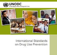 Front Page International Statnards on Drug Use Prevention