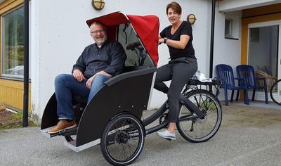 Rickshaw - Foto: Aasmund Lauvdal