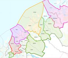 Nytt kommune-kart