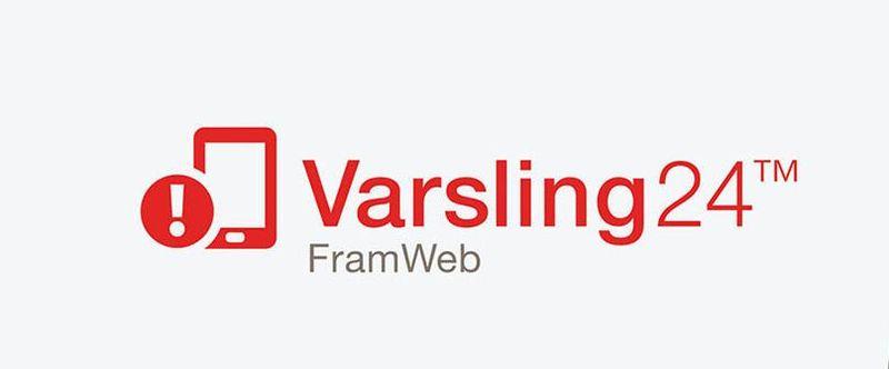 Logo - Varsling24