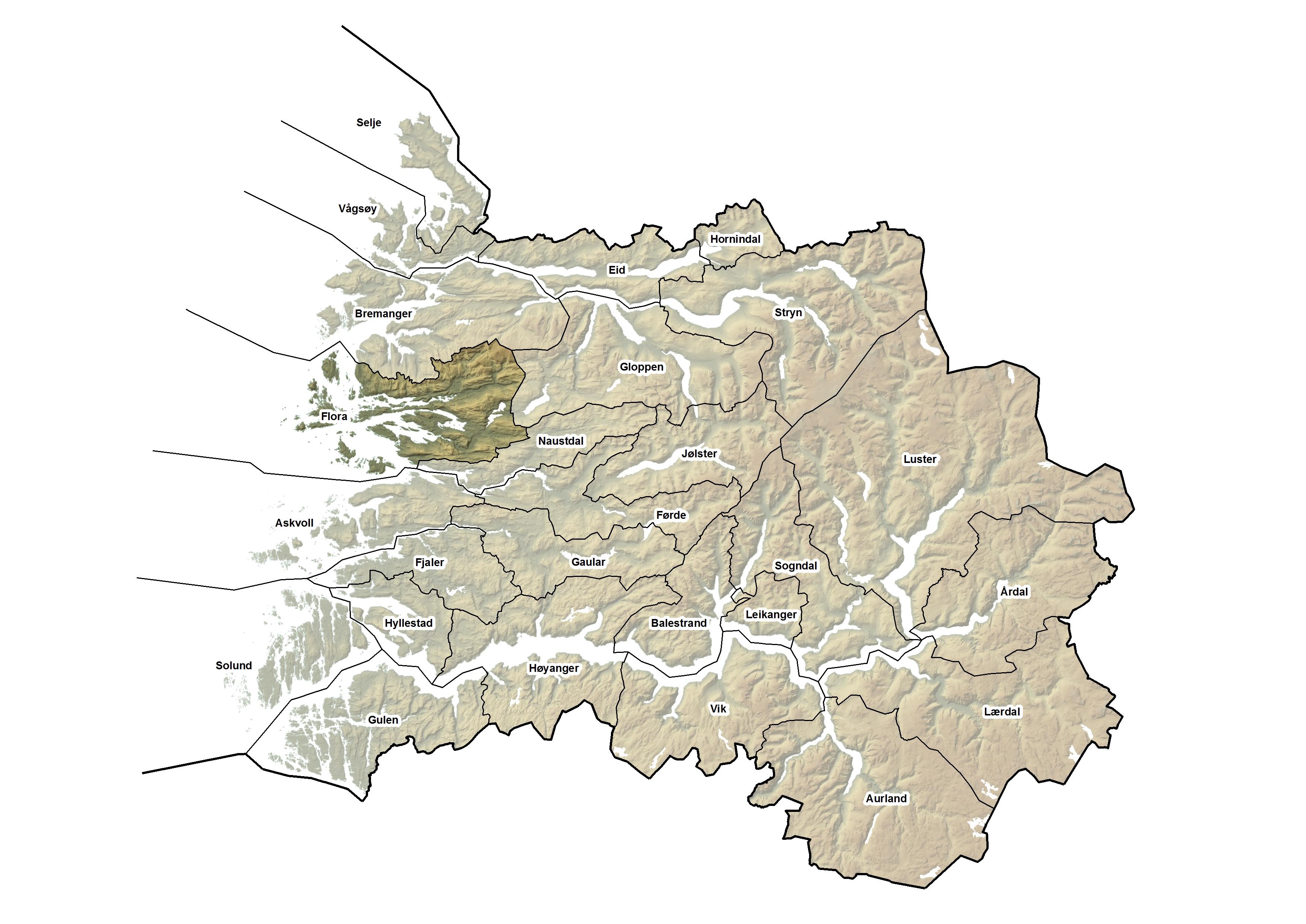 Flora kommune, kart.jpg