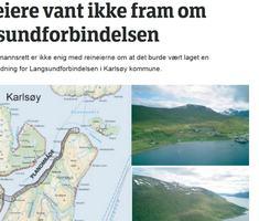 NRKs oppslag