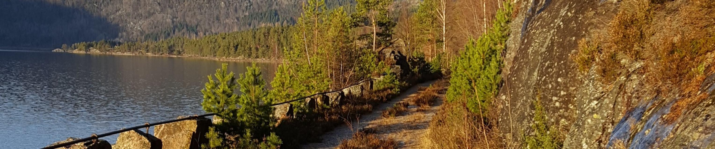 Stemningsbilete frå Fånefjell