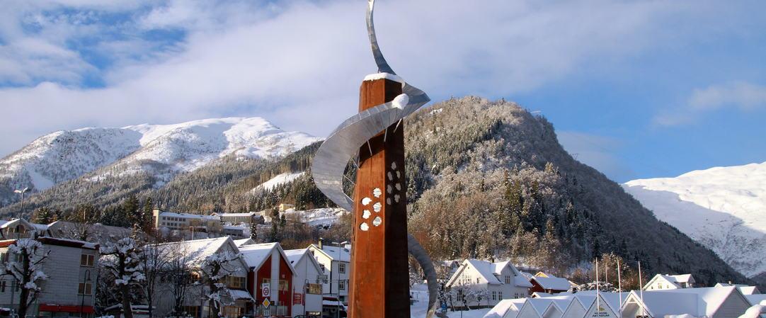 Vintersteming i Holmen, foto jh