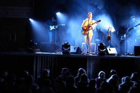 musikere fra sogn og fjordane