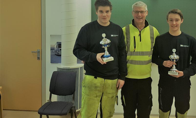 Skulekonkurransen 2017  Foto: Styrkår Kvame