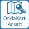 Ikon - OrklaKart Ansatt