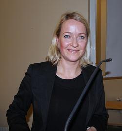 Gro Solbakken - Foto Astrid Renland