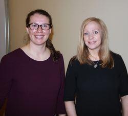marianne Stavseth og anne Bukten - foto Astrid Renland