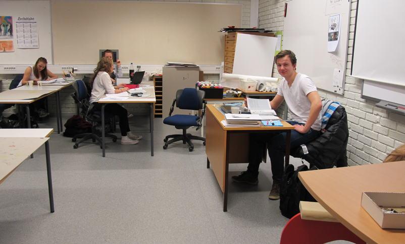 Vg3-elev som lærar